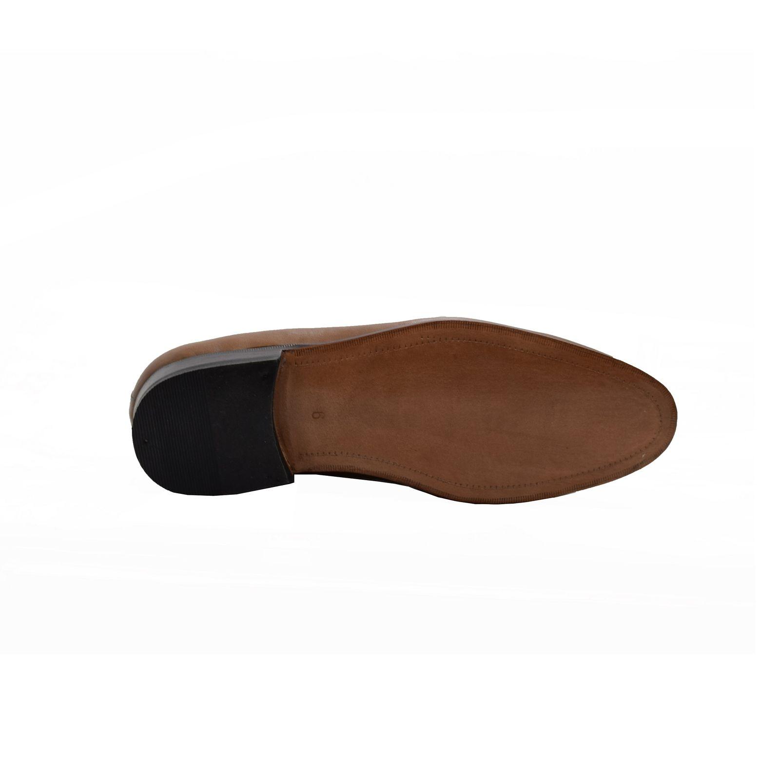 کفش مردانه دگرمان مدل کلاسیک کد deg.2101-407 -  - 4