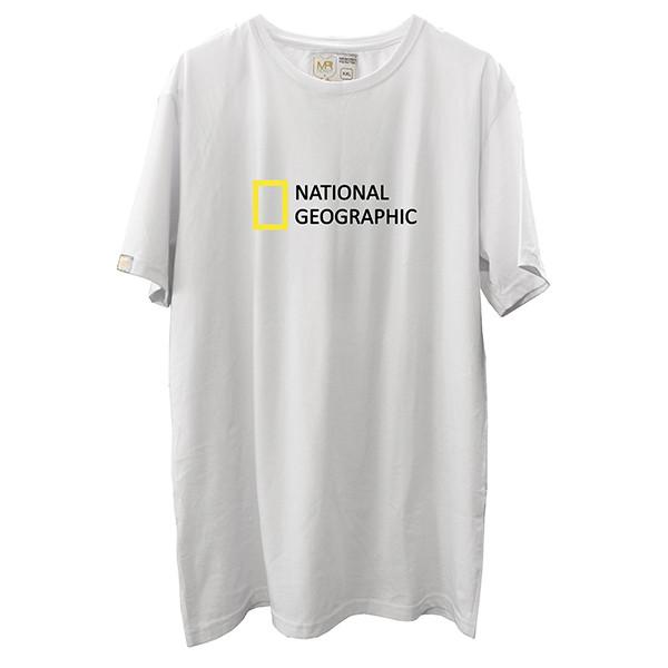 تی شرت مردانه مسترمانی طرح NATIONAL کد 04