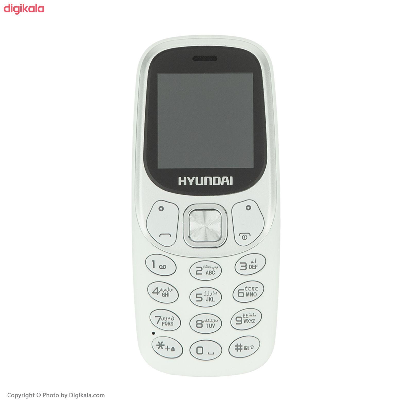 گوشی موبایل هیوندای مدل Seoul K5 دو سیم کارت main 1 14
