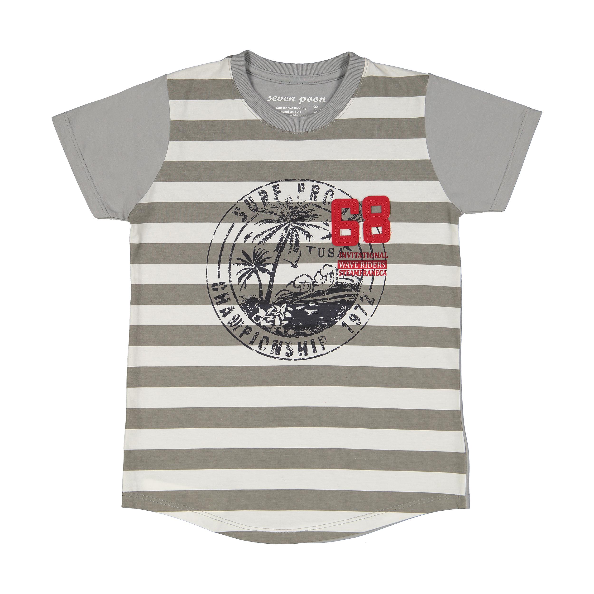 تی شرت پسرانه سون پون مدل 1391344-90