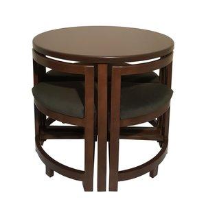 میز و صندلی ناهارخوری 4نفره مدل 313.4