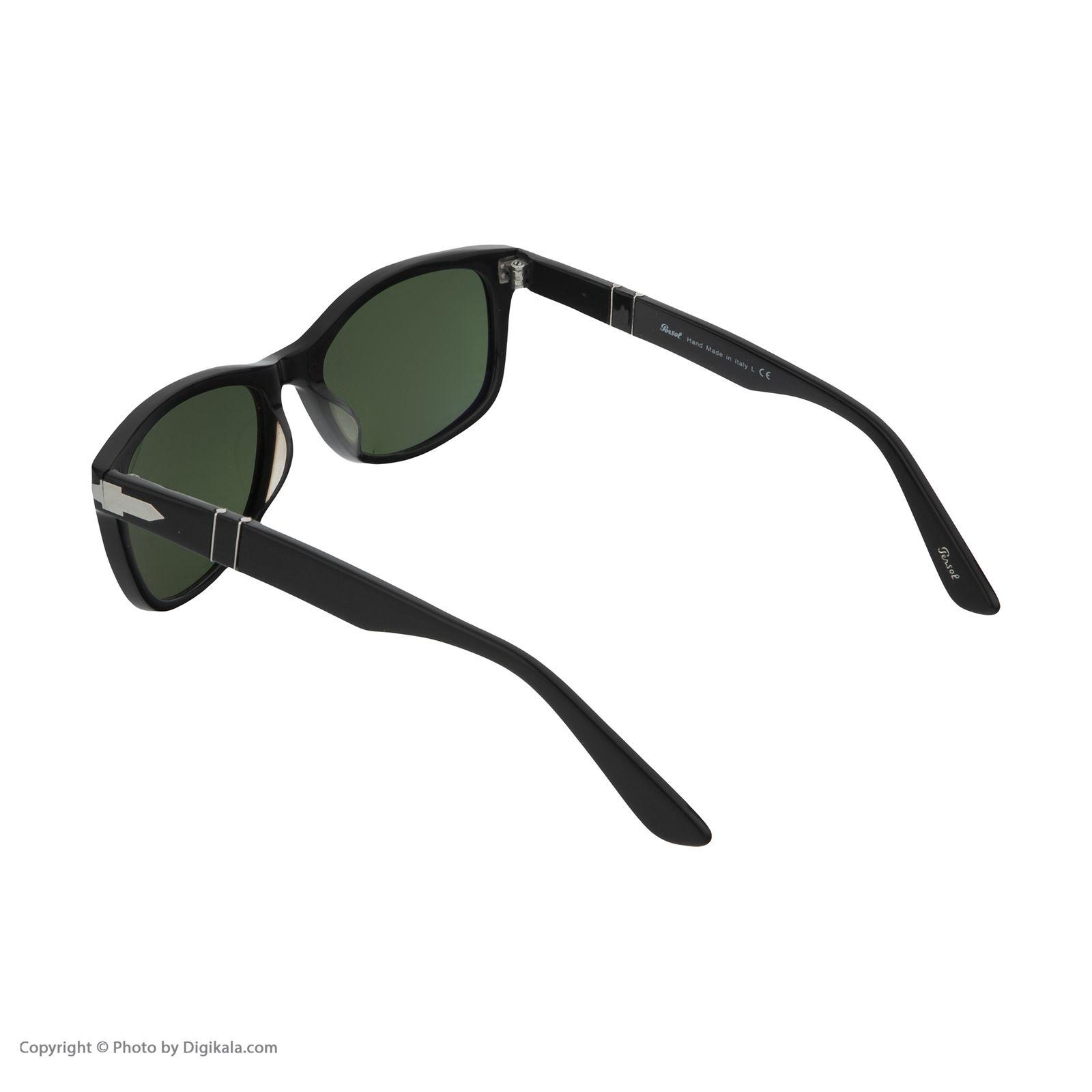 عینک آفتابی پرسول مدل 2953 -  - 4