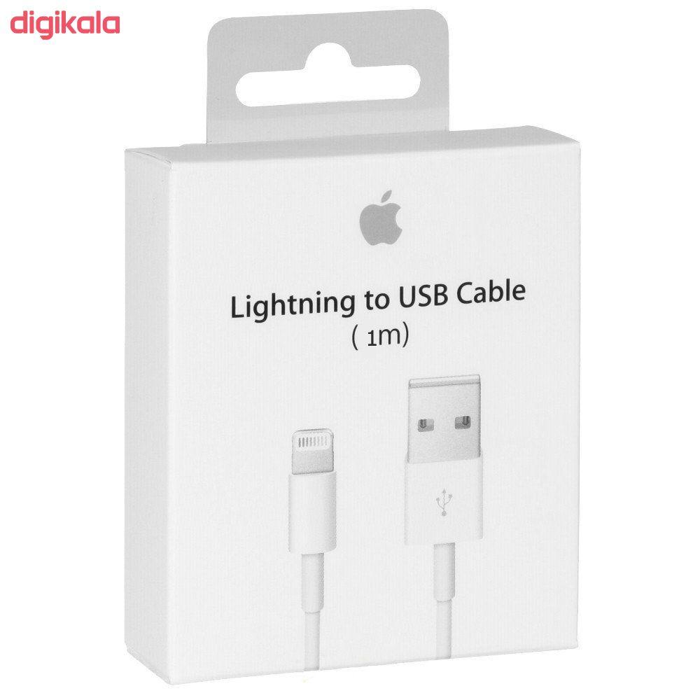 کابل تبدیل USB به لایتنینگ مدل MD818 طول 1 متر main 1 1