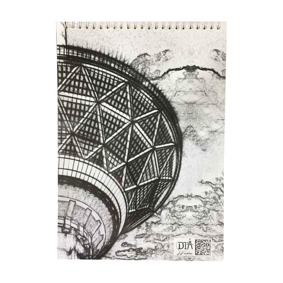 دفتر طراحی دی تی ای طرح برج میلاد کد A4-L20