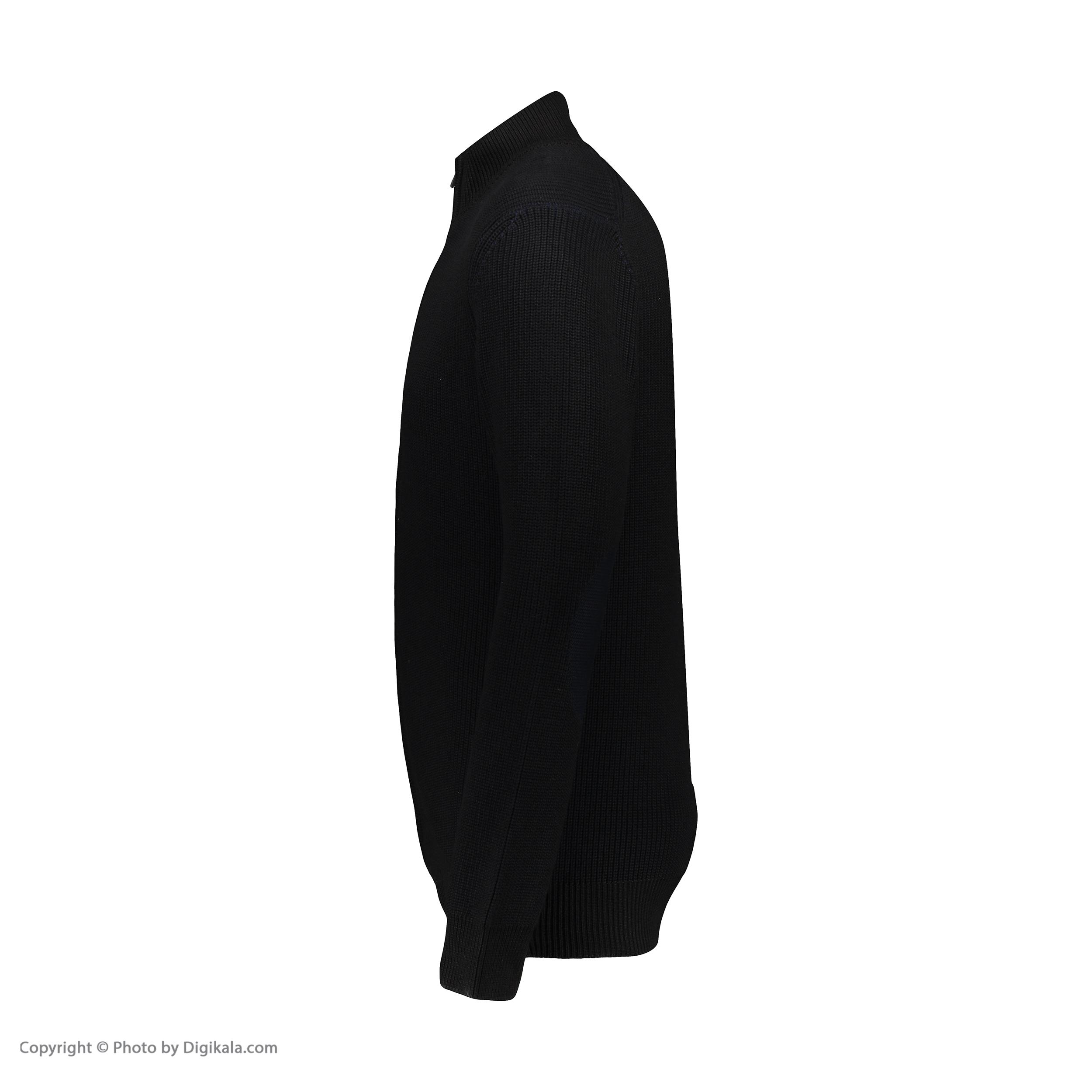 سویشرت مردانه ال سی من مدل 09565834-BLACK