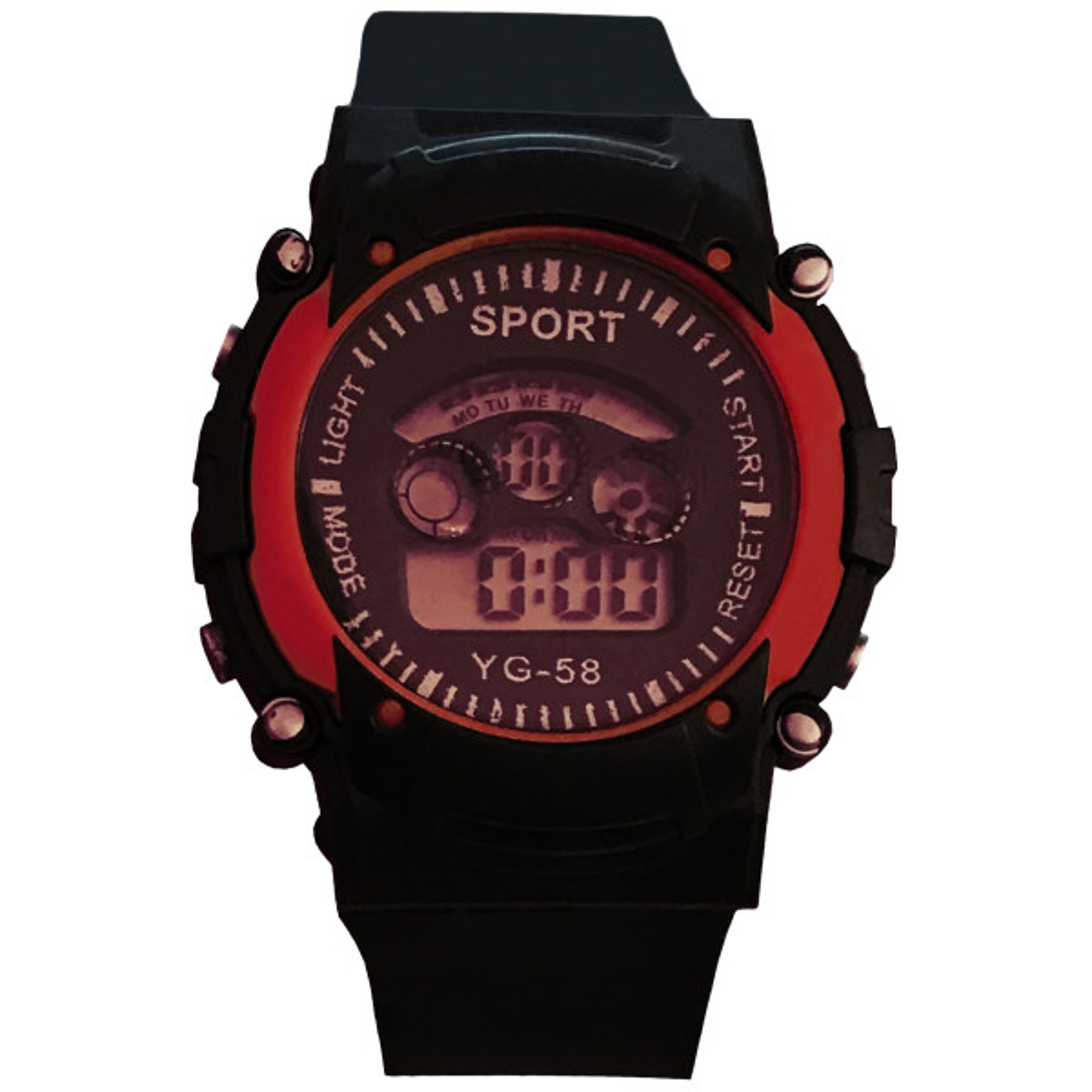 ساعت مچی دیجیتال کد YG-58-1