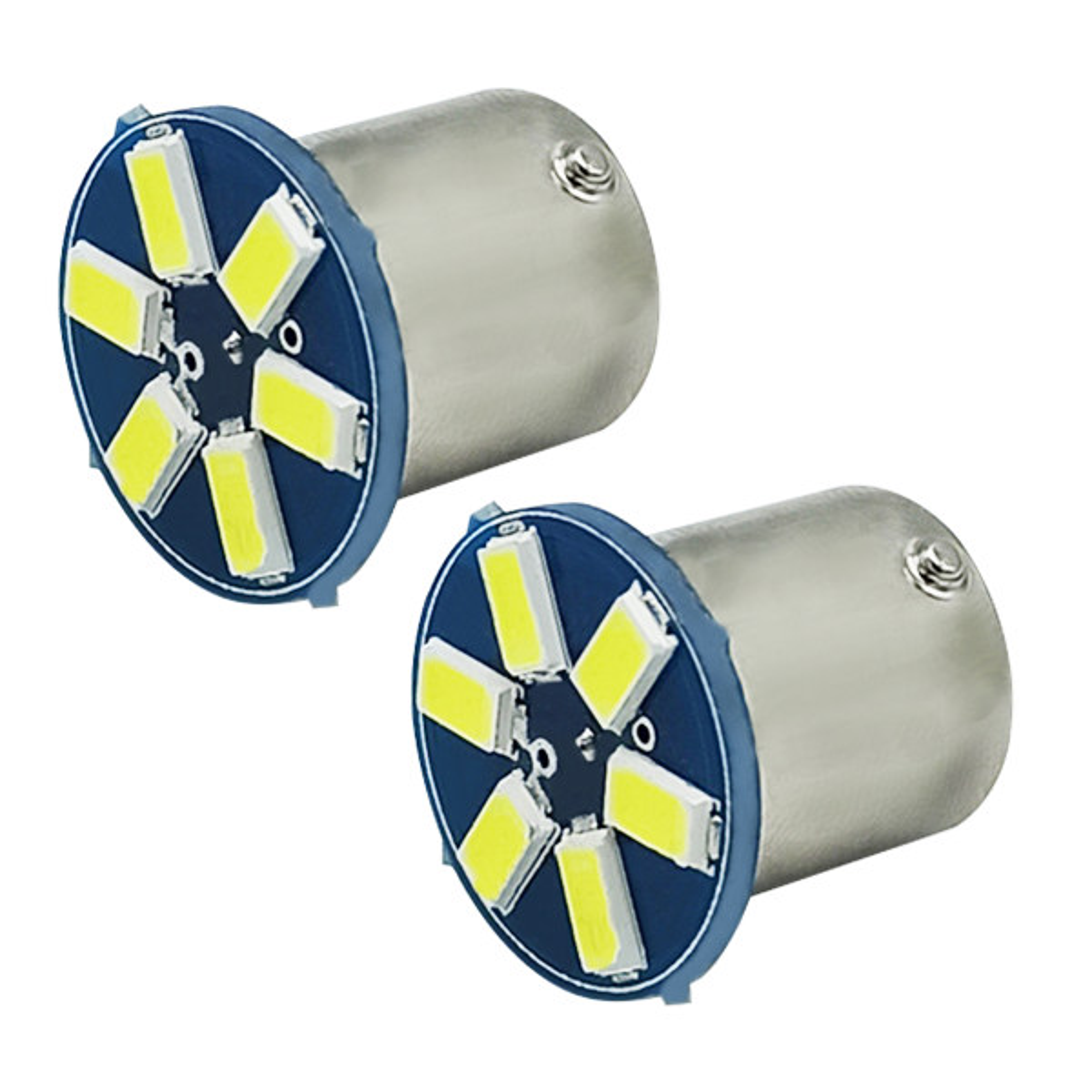 لامپ ال ای دی پارس تاب مدل S25 12V/1W بسته دو عددی