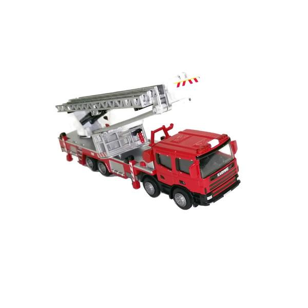 ماشین بازی کایدویی مدل fire rescue