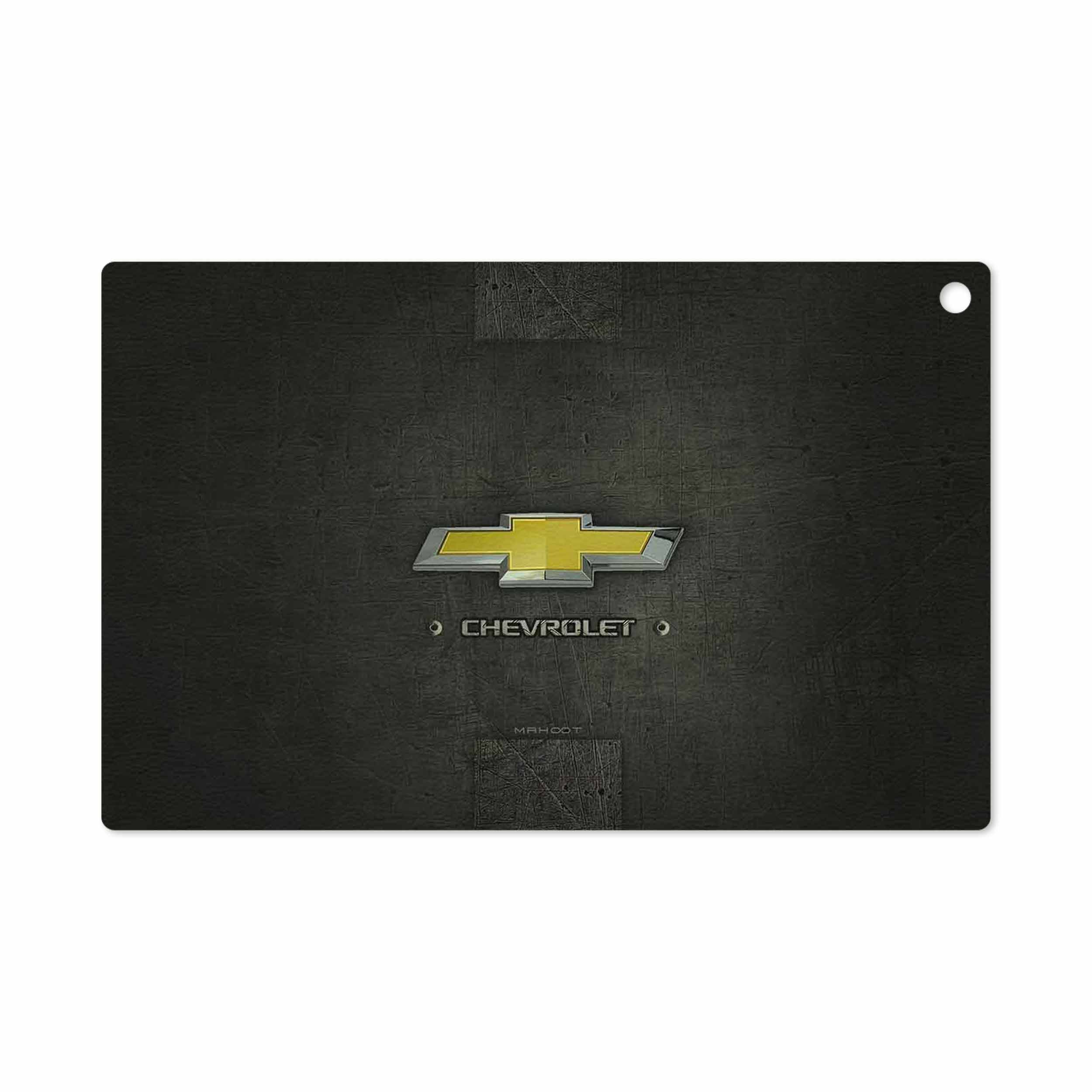 بررسی و خرید [با تخفیف]                                     برچسب پوششی ماهوت مدل CHEVROLET-Logo مناسب برای تبلت سونی Xperia Z2 Tablet LTE 2014                             اورجینال