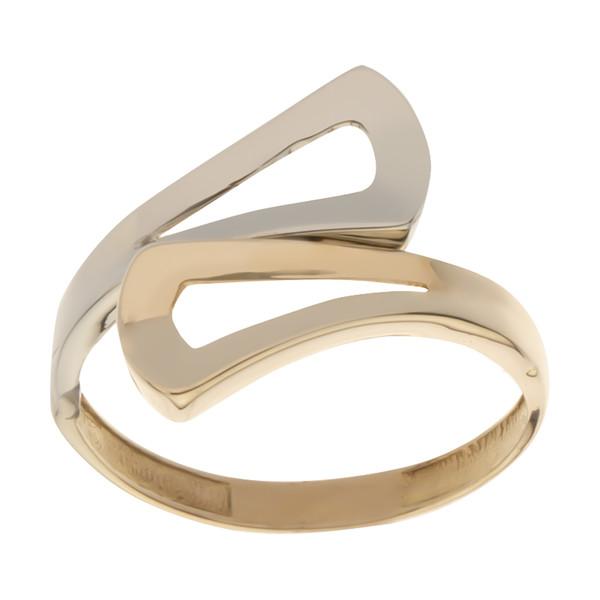 انگشتر طلا 18 عیار زنانه مدیسا مدل R2005-54