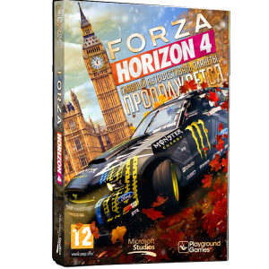 بازی Forza Horizon 4 مخصوص PC