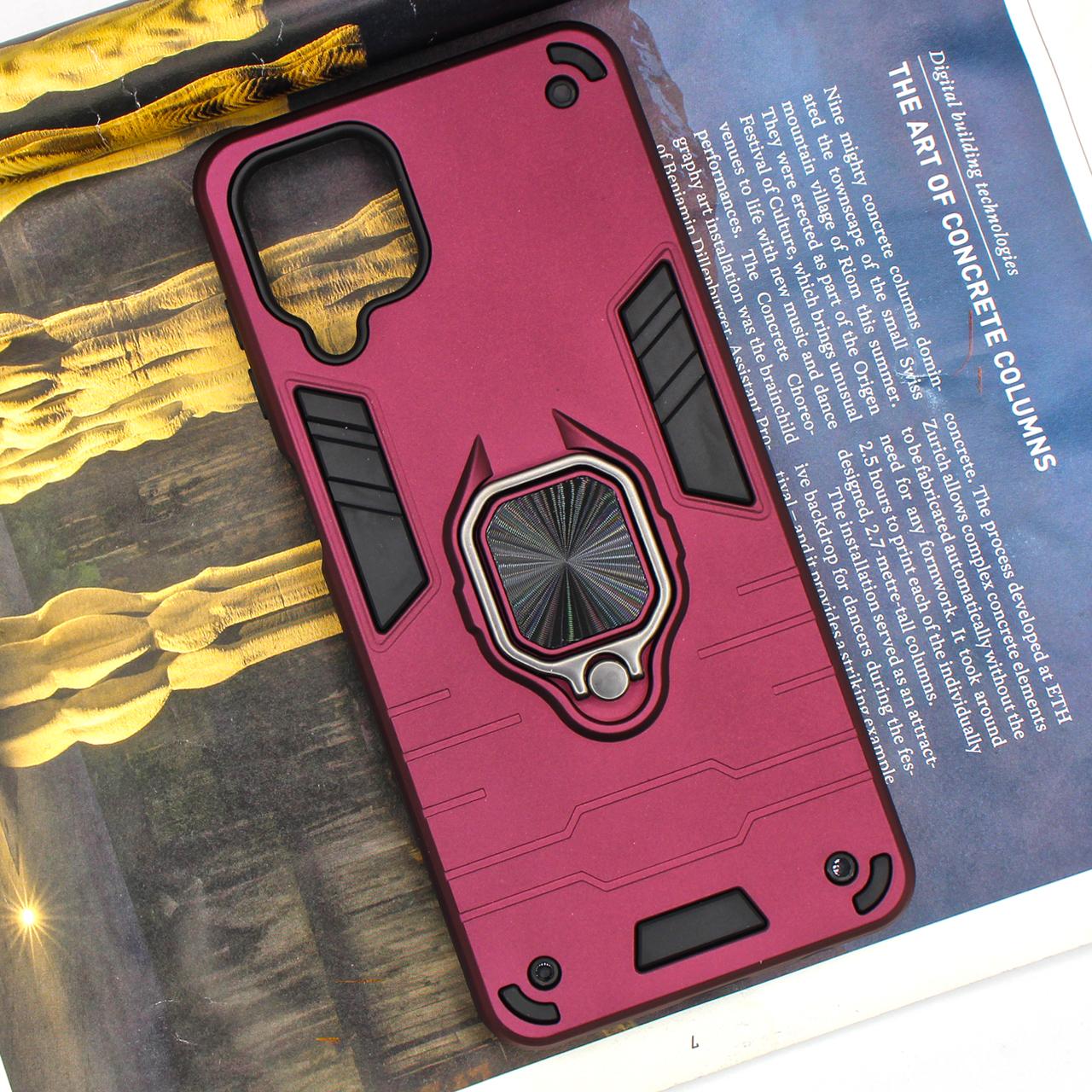 کاور کینگ پاور مدل ASH22 مناسب برای گوشی موبایل سامسونگ Galaxy A12 main 1 13