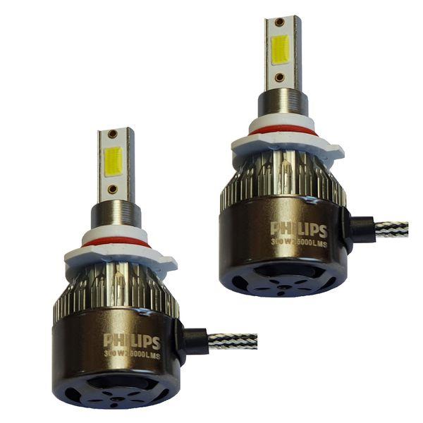 لامپ هدلایت خودرو فیلیپس کد H9005 بسته 2 عددی