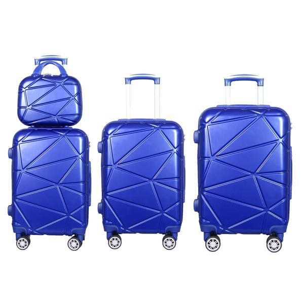 مجموعه چهار عددی چمدان مدل R9142R
