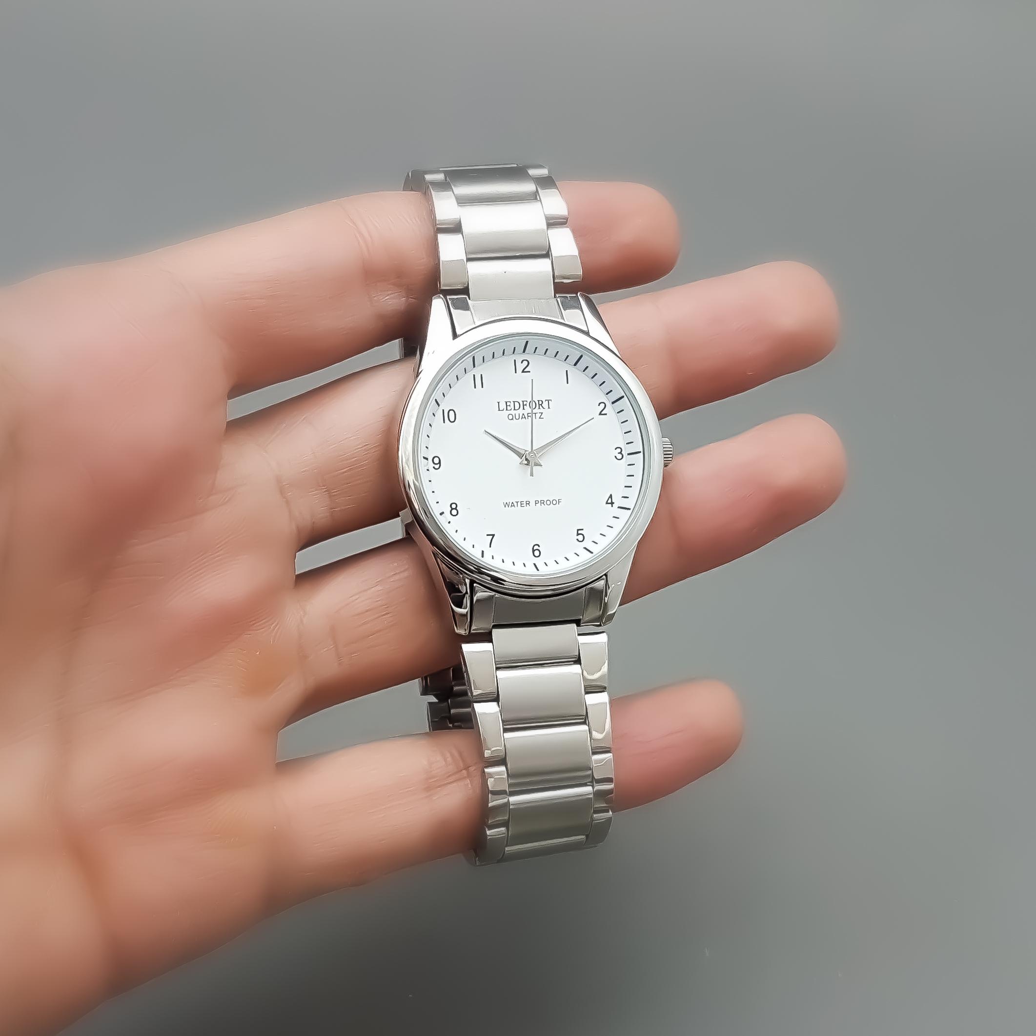 ساعت مچی عقربهای مردانه لدفورد مدل VS7542