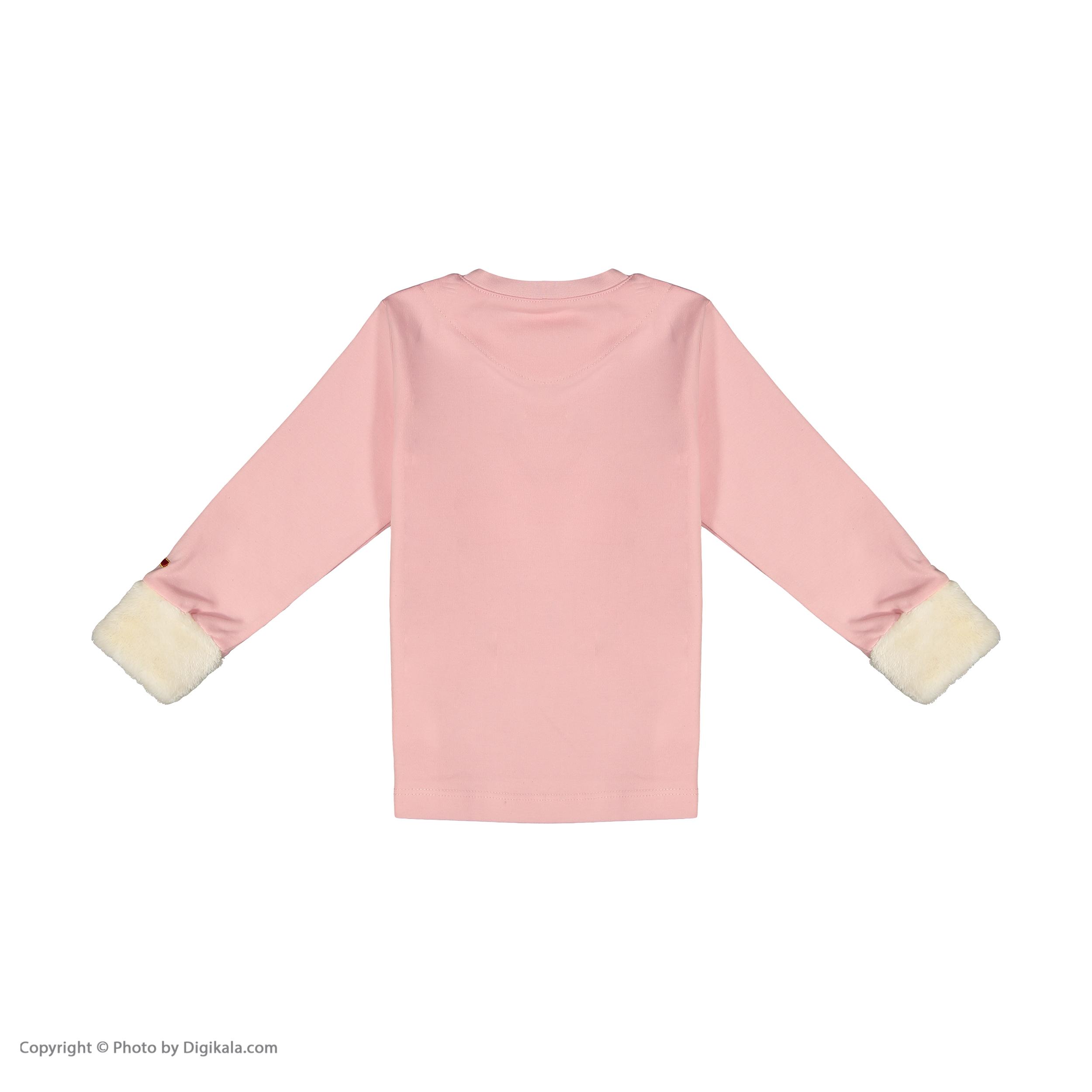 ست تی شرت و شلوار دخترانه مادر مدل 312-84 main 1 3