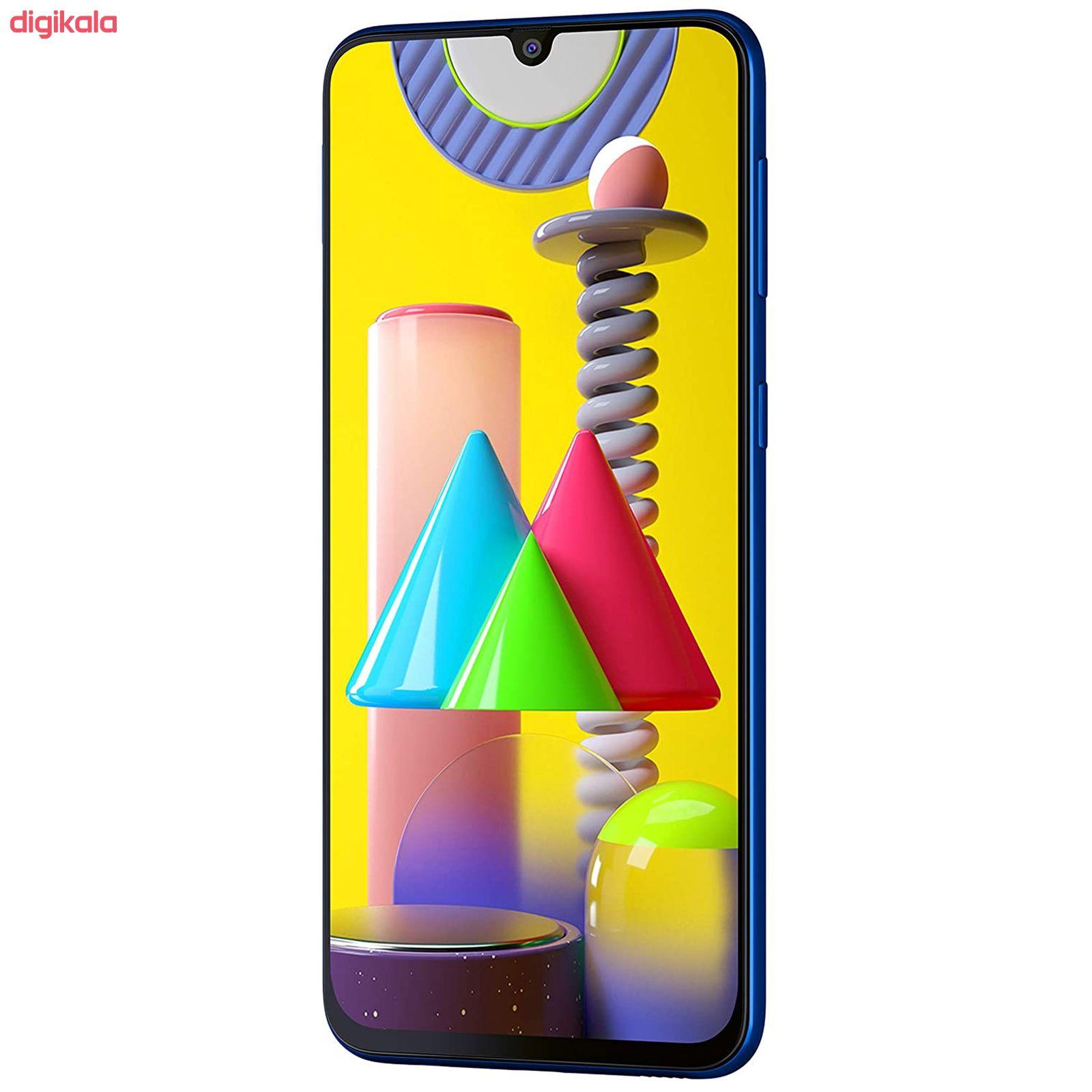 گوشی موبایل سامسونگ مدل Galaxy M31 SM-M315F/DSN دو سیم کارت ظرفیت 128گیگابایت  main 1 7