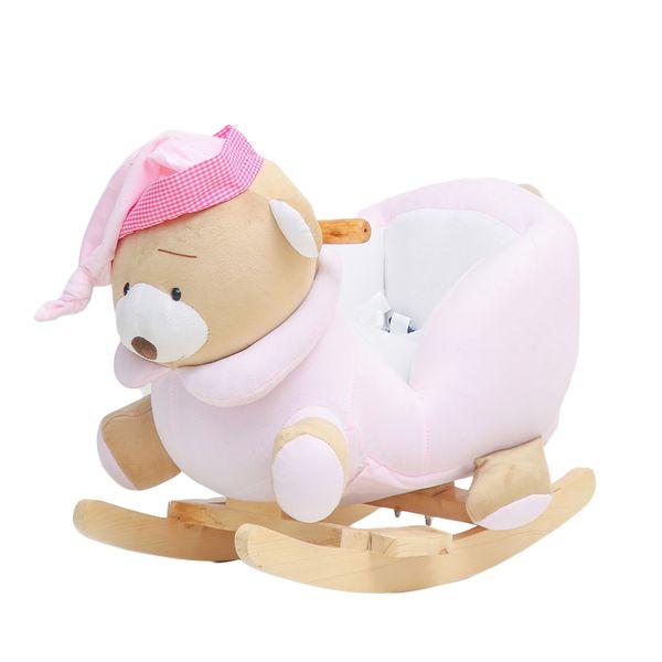 راکر کودک طرح خرس مدل RK20