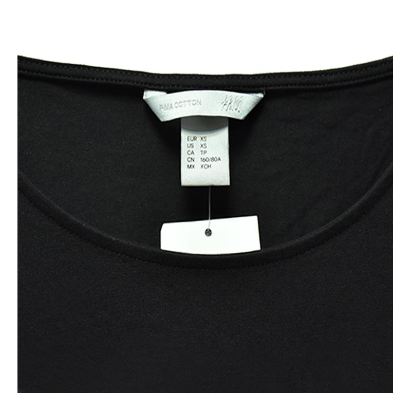 تی شرت زنانه اچ اند ام مدل F1-0460169001 -  - 4