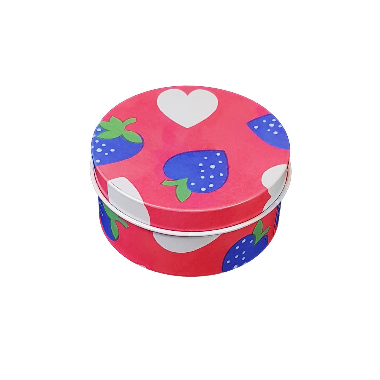 جعبه هدیه مدل قلبی توت فرنگی کد 876
