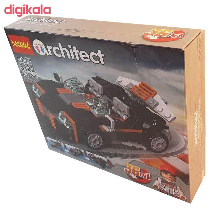 ساختنی دکول مدل آرشیتکت 36 مدل 01 main 1 8