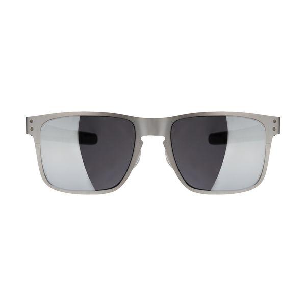 عینک آفتابی مردانه اوکلی مدل OO4123-0355