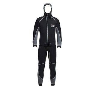 لباس غواصی مردانه با ضخامت 5 میلی متر