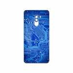 برچسب پوششی ماهوت مدل Blue Printed Circuit Board مناسب برای گوشی موبایل شیائومی POCOPHONE F1