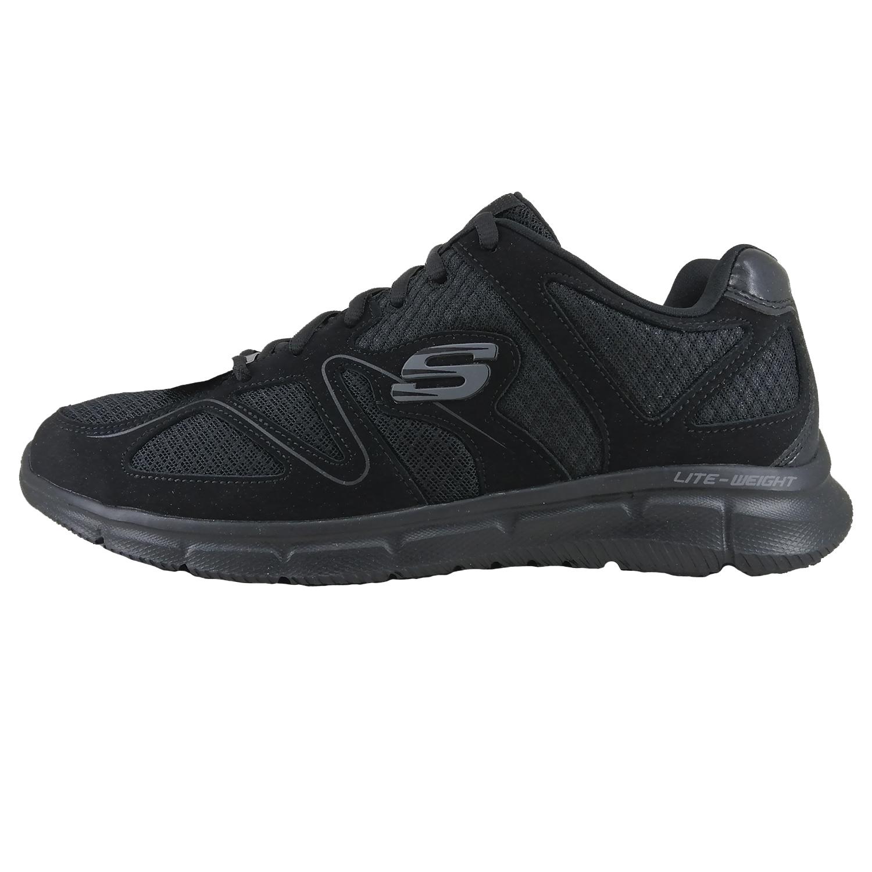 کفش پیاده روی مردانه اسکچرز مدل 58350BBK