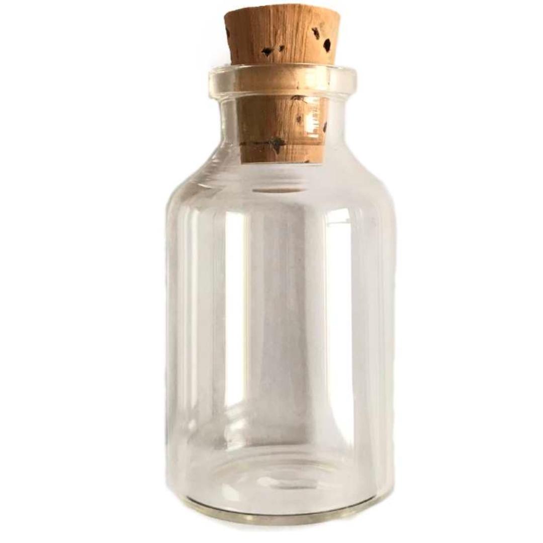 بطری مدل ویال بسته 10عددی