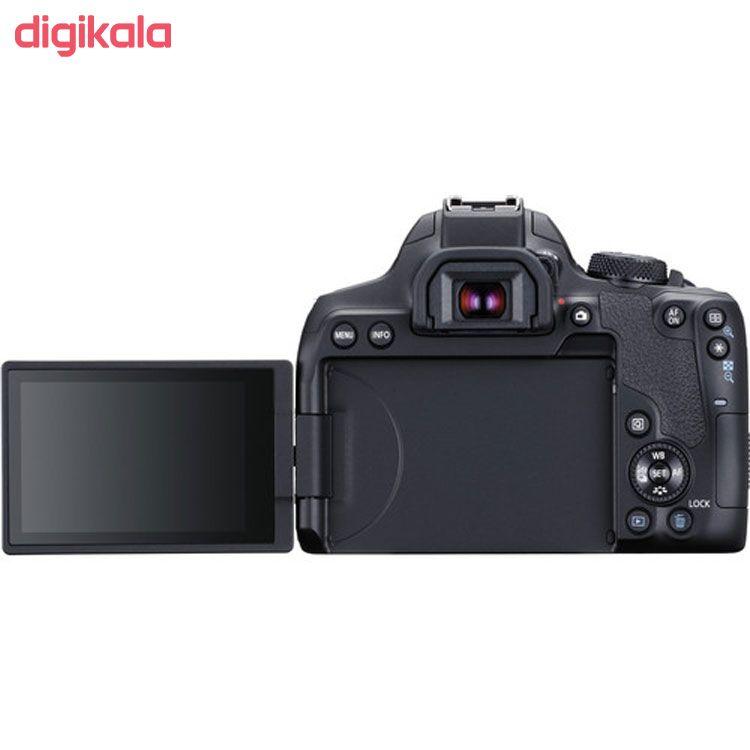 دوربین دیجیتال کانن مدل EOS 850D به همراه لنز 55-18 میلی متر IS STM main 1 3