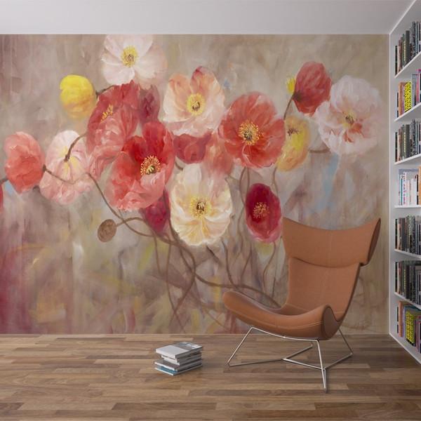 پوستر سه بعدی طرح گل کد 13180273