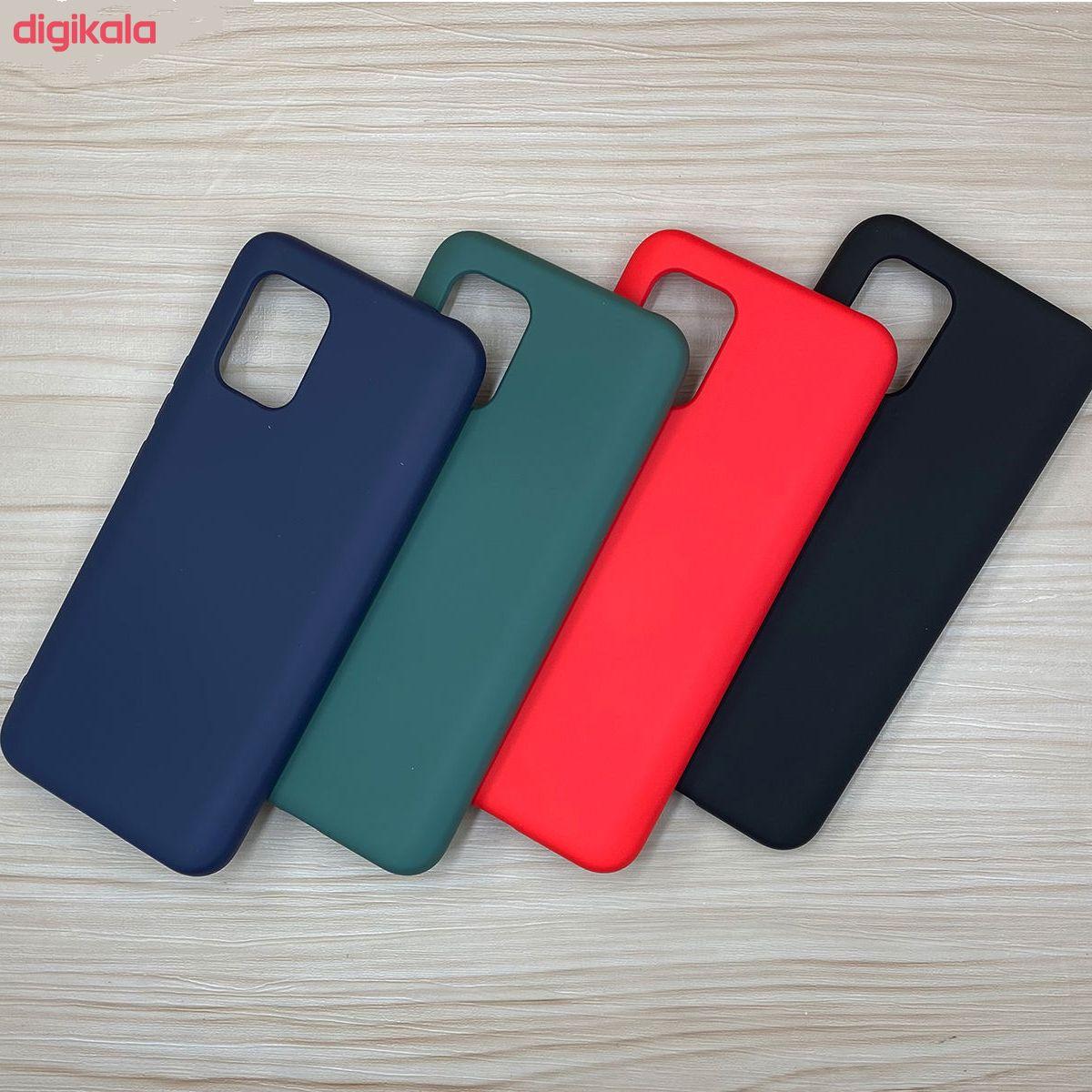 کاور مدل PHSILK مناسب برای گوشی موبایل شیائومی Mi 10 Lite 5G main 1 8