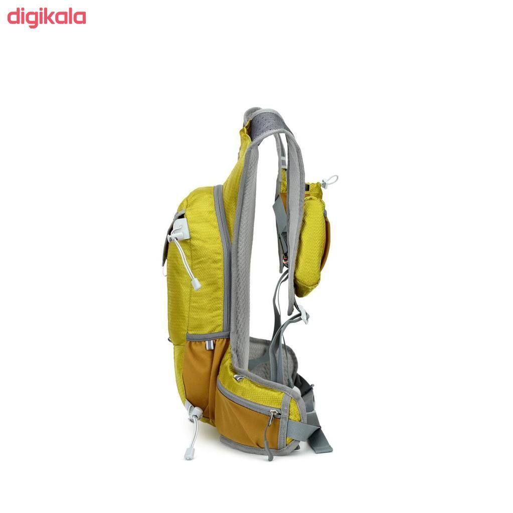 کوله پشتی کوهنوردی 18 لیتری کاراکال مدل running main 1 13