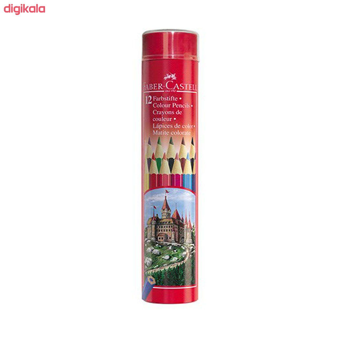مداد رنگی 12 رنگ فابر-کاستل main 1 1