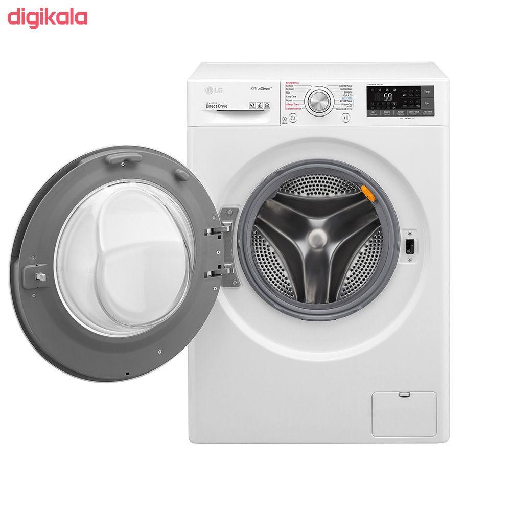 ماشین لباسشویی ال جی مدل WM-966SW ظرفیت 9 کیلوگرم main 1 4