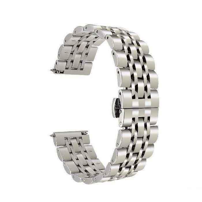 بند مدل Dj-09 مناسب برای ساعت هوشمند سامسونگ Gear S4 Classic / Gear Sport / Galaxy Watch 42mm