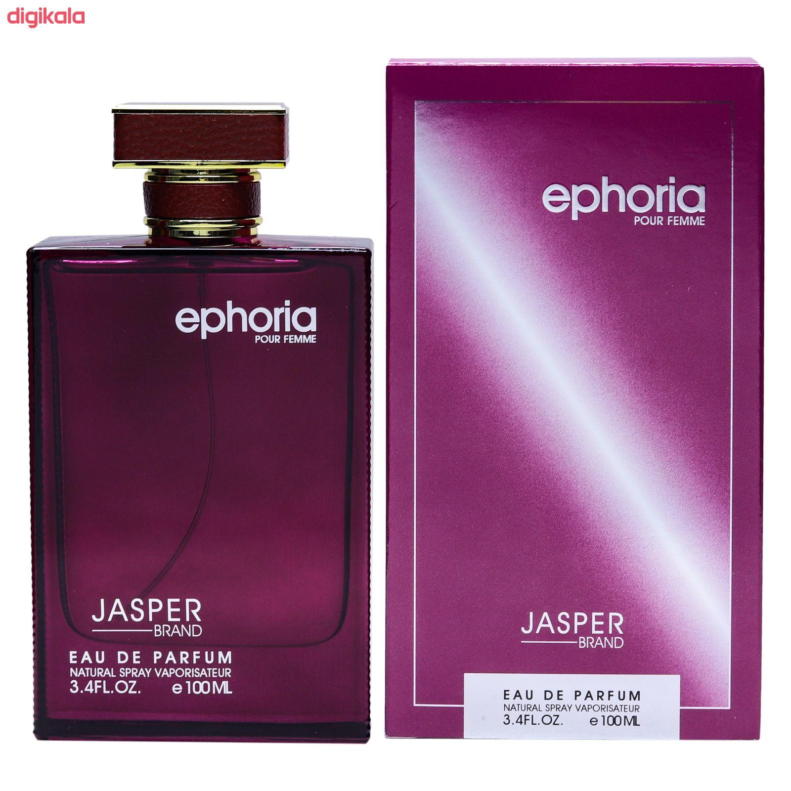 ادو پرفیوم زنانه جاسپر مدل Euphoria حجم 100 میلی لیتر main 1 1