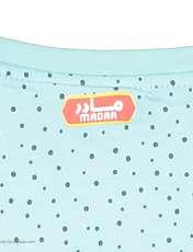 ست تی شرت و شلوارک راحتی زنانه مادر مدل 2041102-66 -  - 6