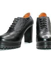 کفش زنانه آر اند دبلیو مدل 603 رنگ مشکی -  - 3