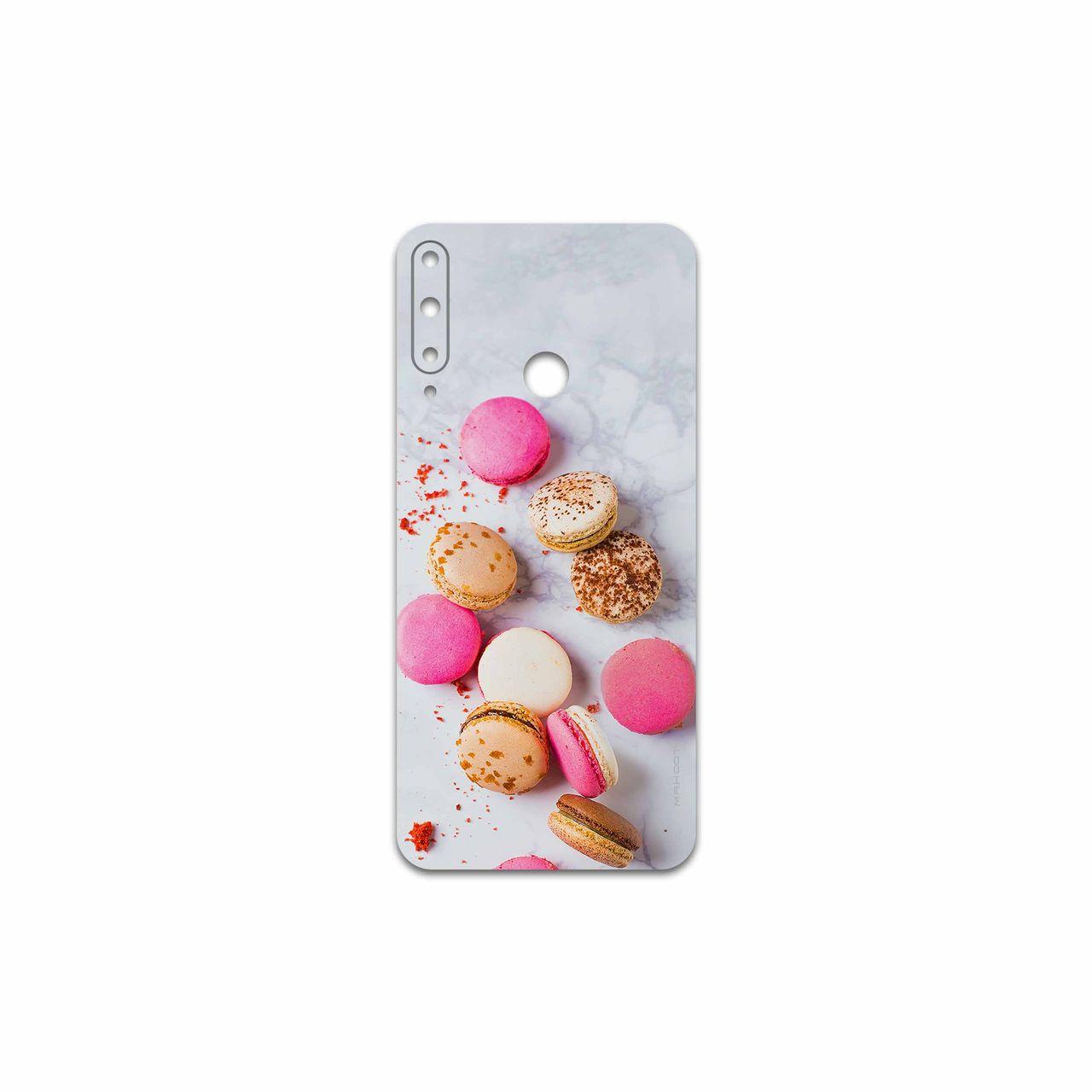 برچسب پوششی ماهوت مدل Macaron cookie مناسب برای گوشی موبایل هوآوی Y7p