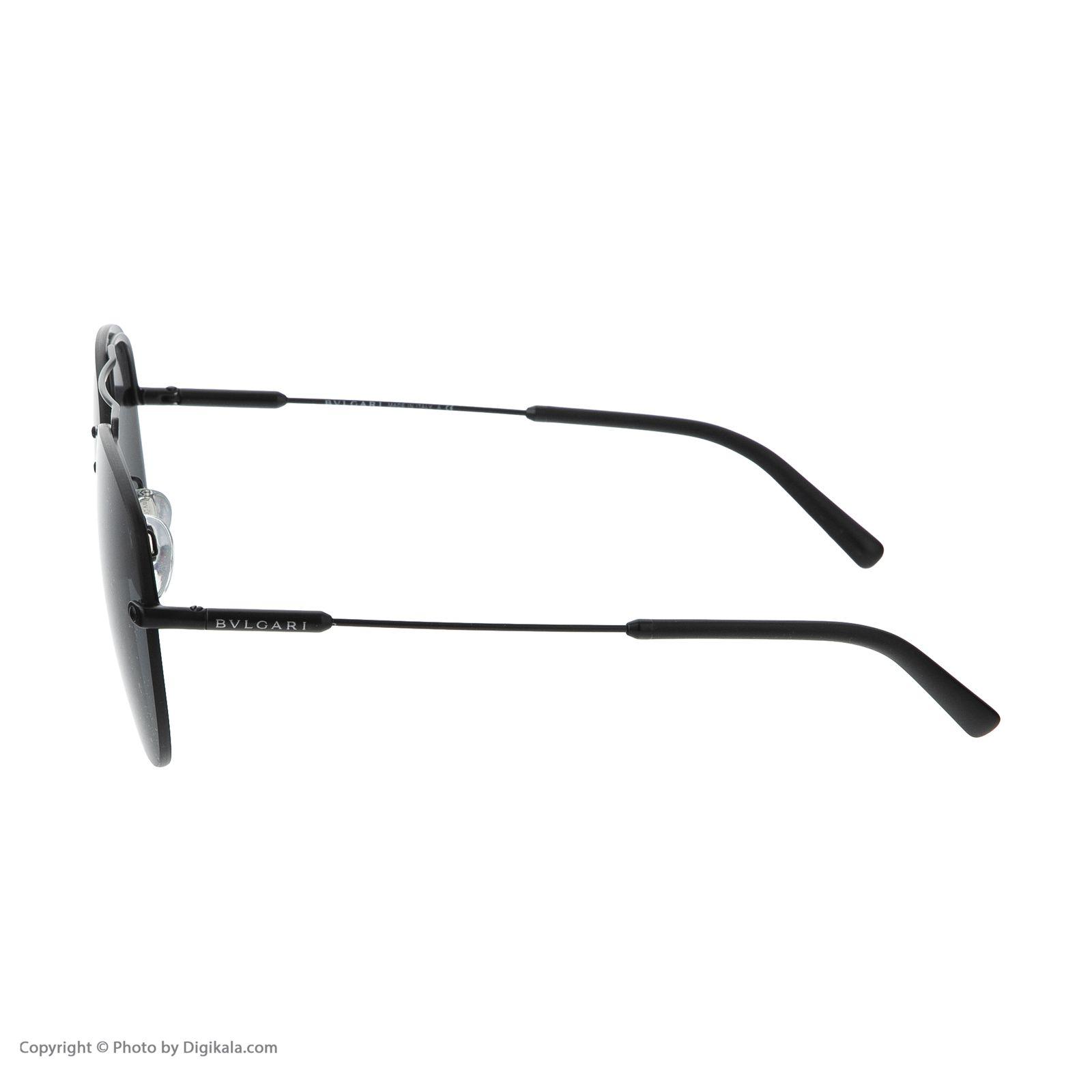 عینک آفتابی مردانه بولگاری مدل BV5044S 12887 -  - 6