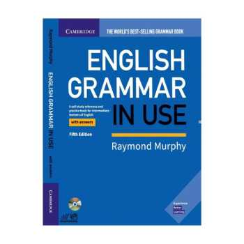 کتاب ENGLISH GRAMMAR IN USE اثر raymond murphy انتشارات زبان مهر