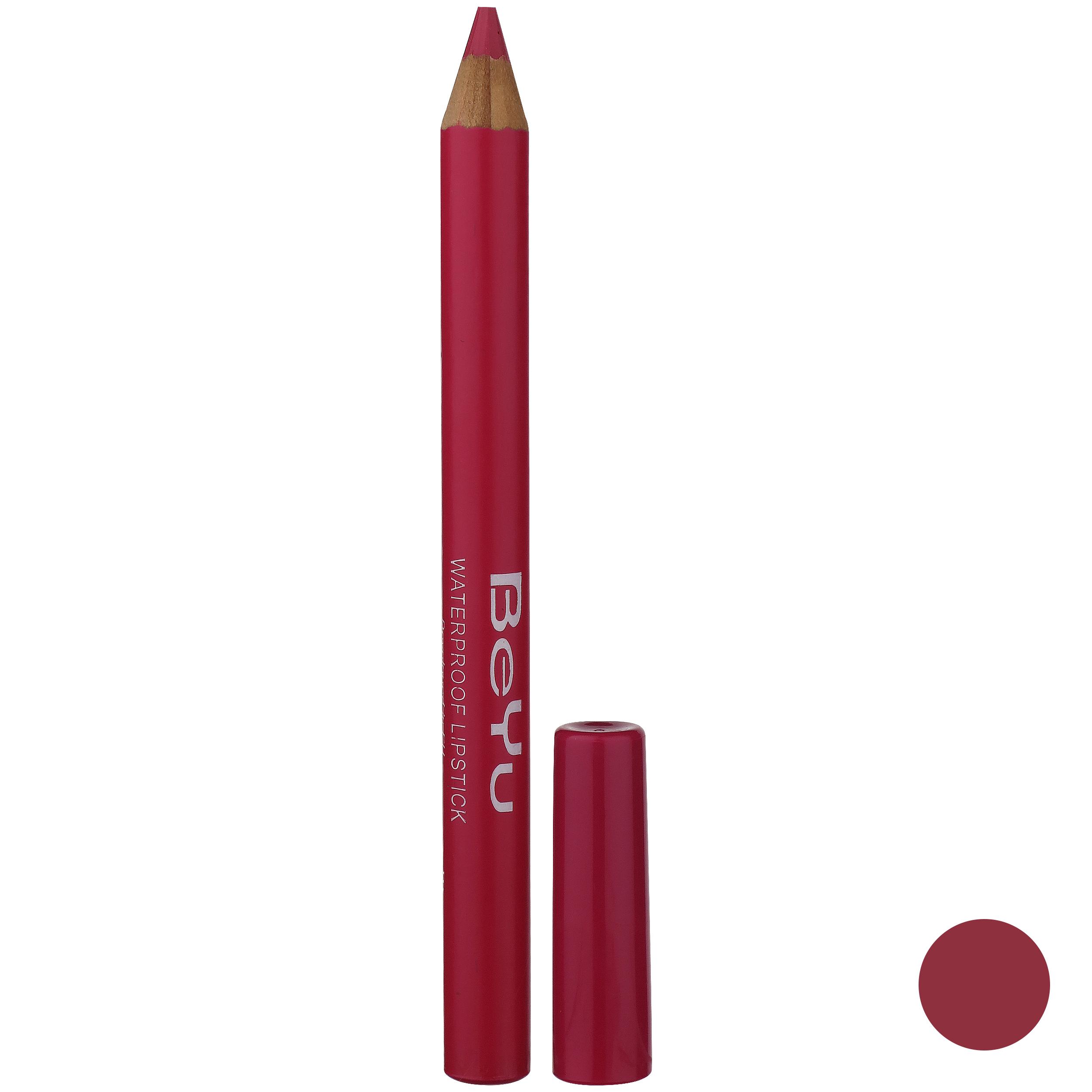 رژ لب مدادی بی یو شماره 119