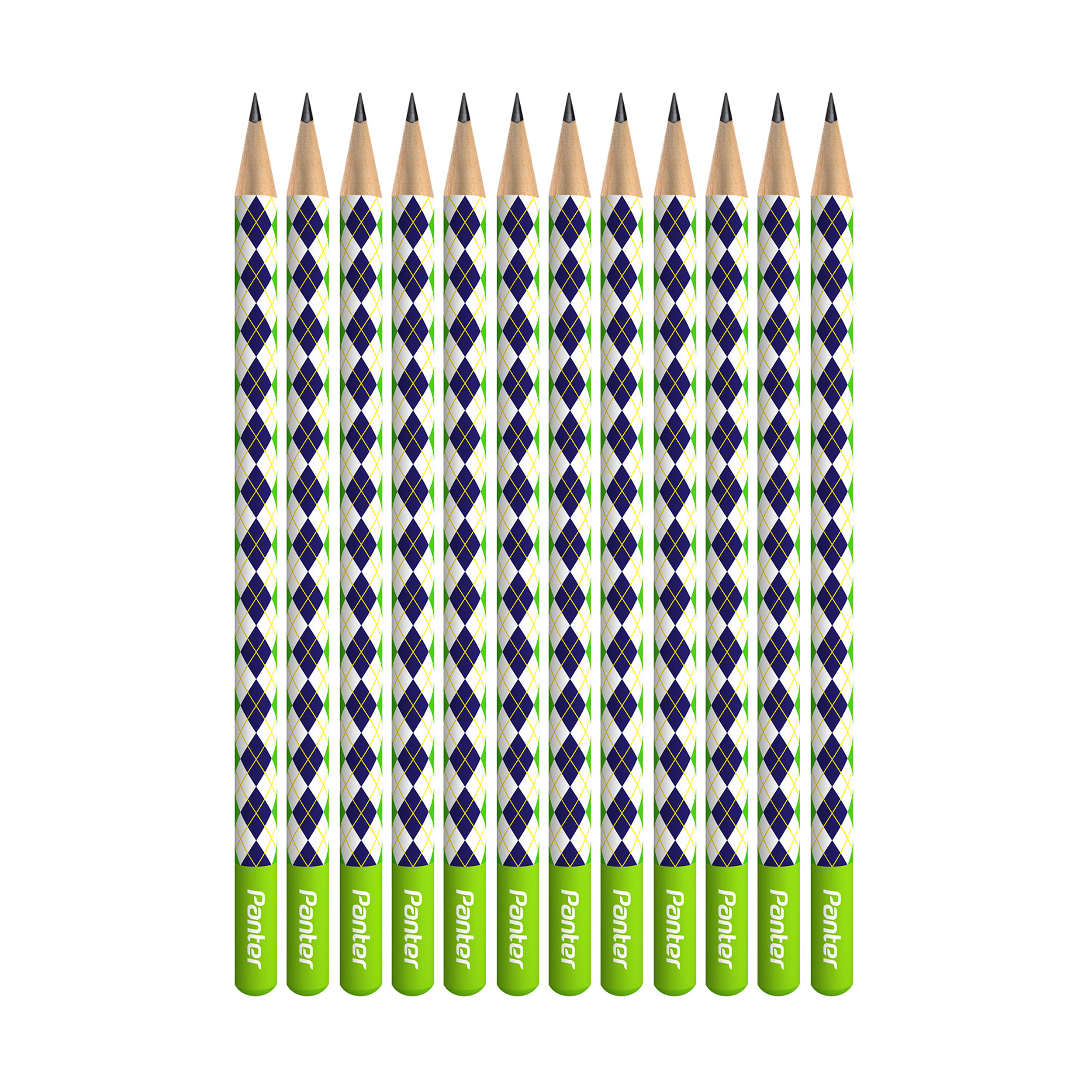 قیمت خرید مداد مشکی پنتر سری Art مدل Scotch کد BP114-1 بسته 12 عددی اورجینال