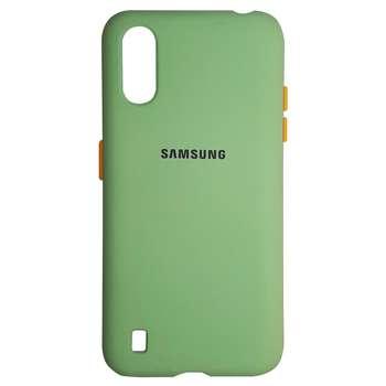 کاور کد SI103 مناسب برای گوشی موبایل سامسونگ Galaxy A01