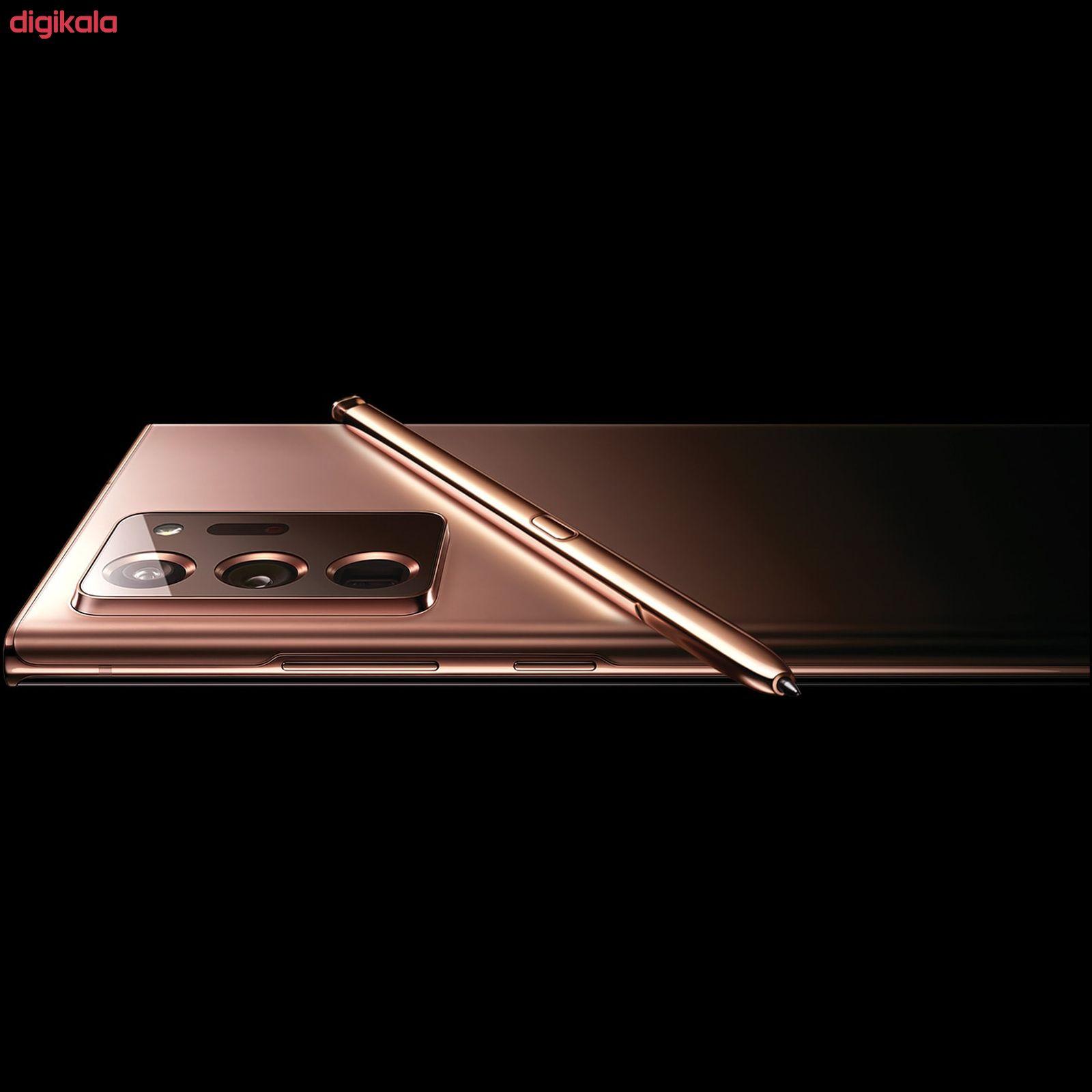 گوشی موبایل سامسونگ مدل Galaxy Note20 Ultra SM-N985F/DS دو سیم کارت ظرفیت 256 گیگابایت  main 1 16