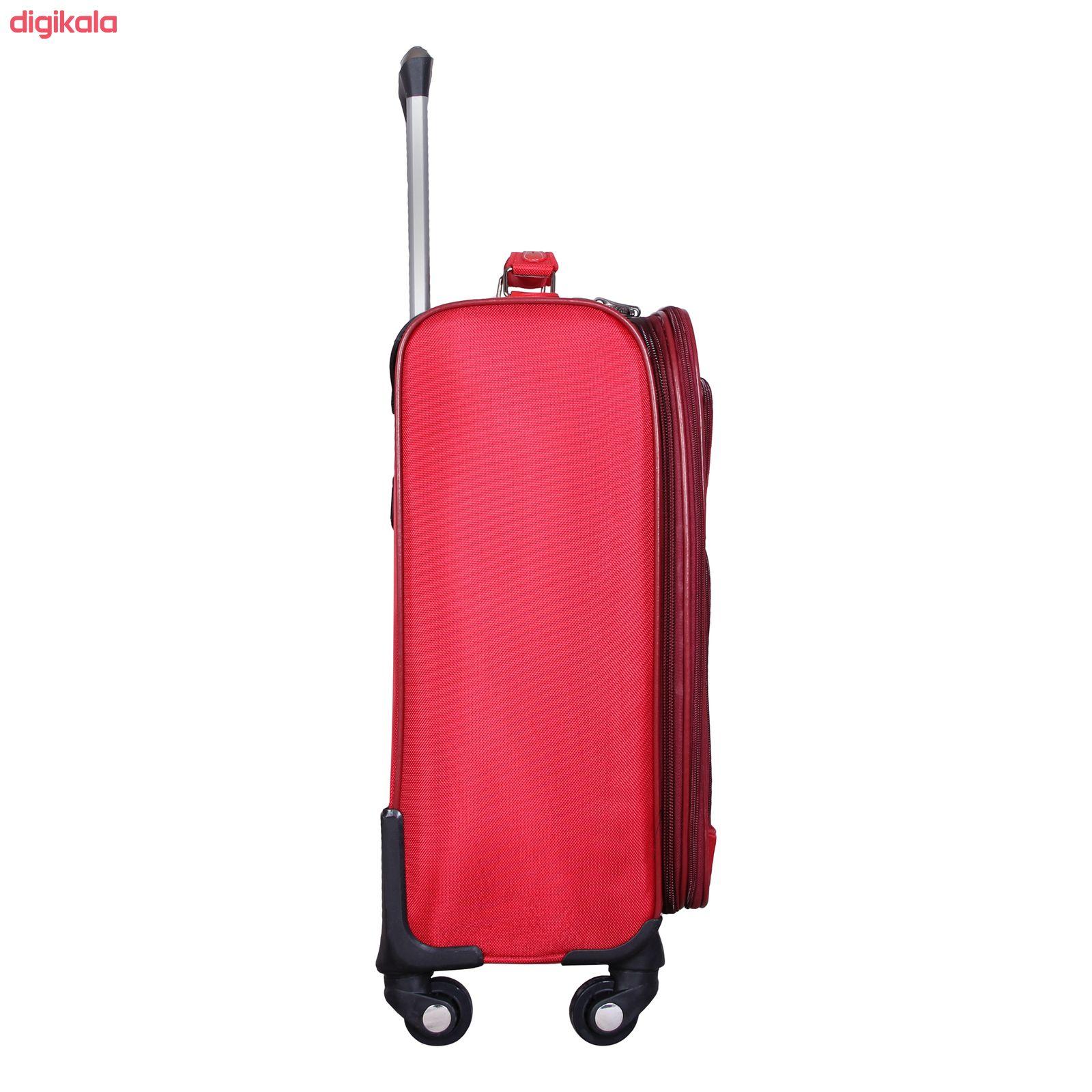 مجموعه سه عددی چمدان کدA1034 main 1 9