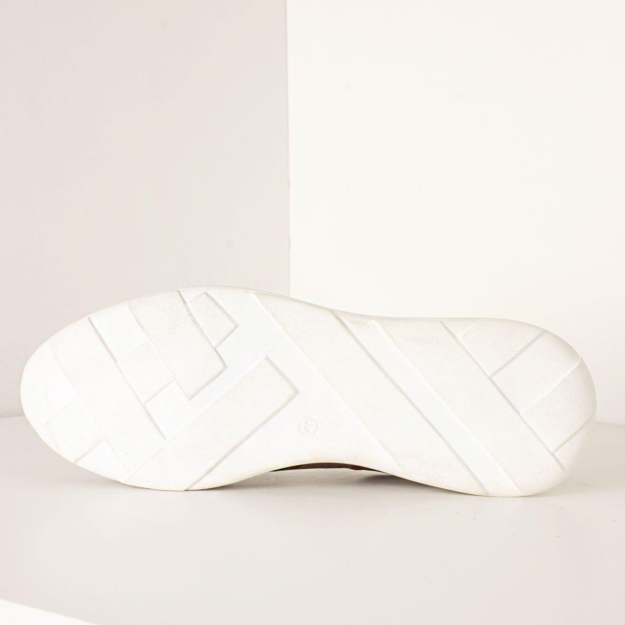 کفش روزمره مردانه پارینه چرم مدل SHO176-2 -  - 4