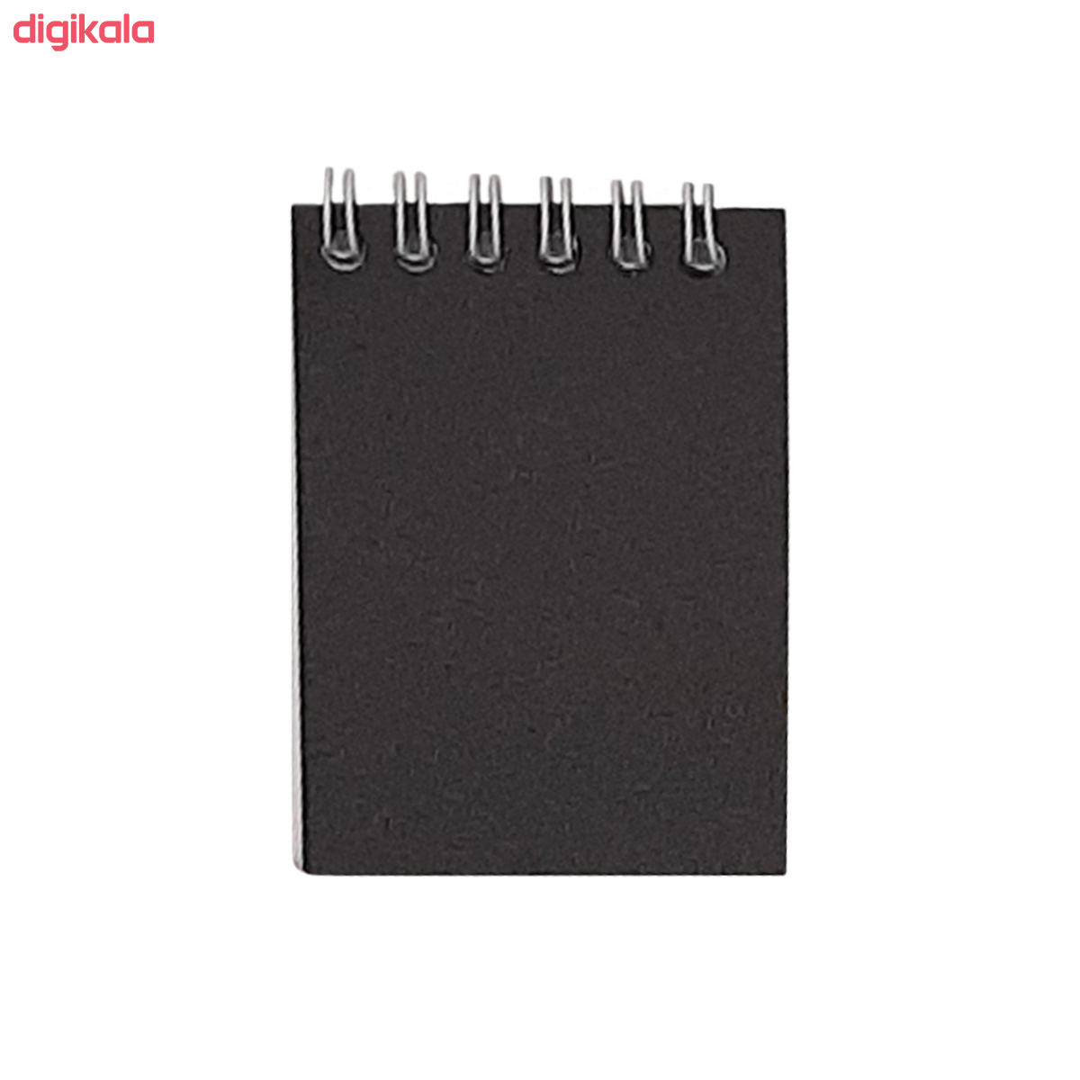 دفترچه یادداشت 60 برگ الماس مدل B-SD-T main 1 4